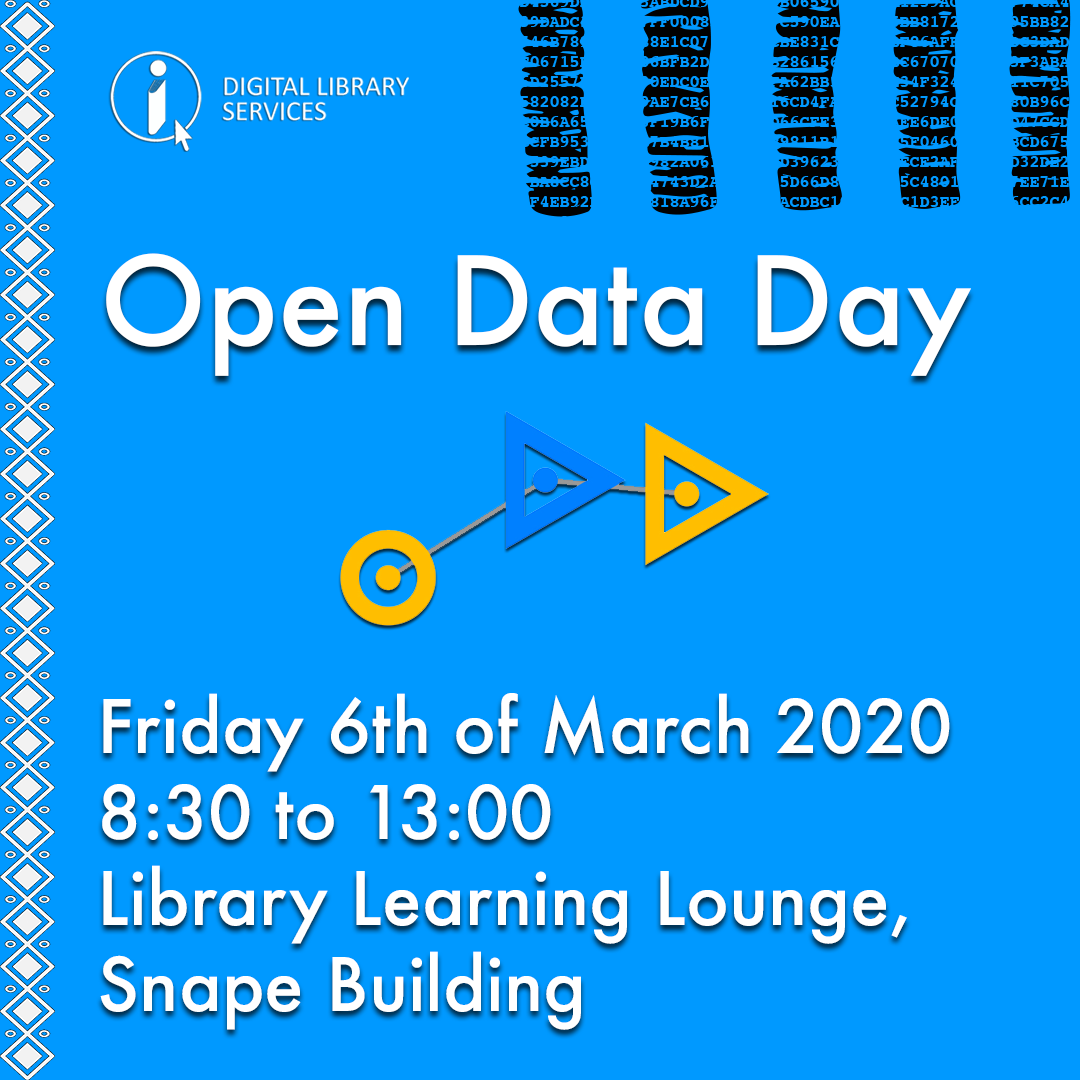 Celebrate Open Data Day With Uct Libraries