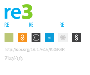re3data.org badge for registry of research data repositories