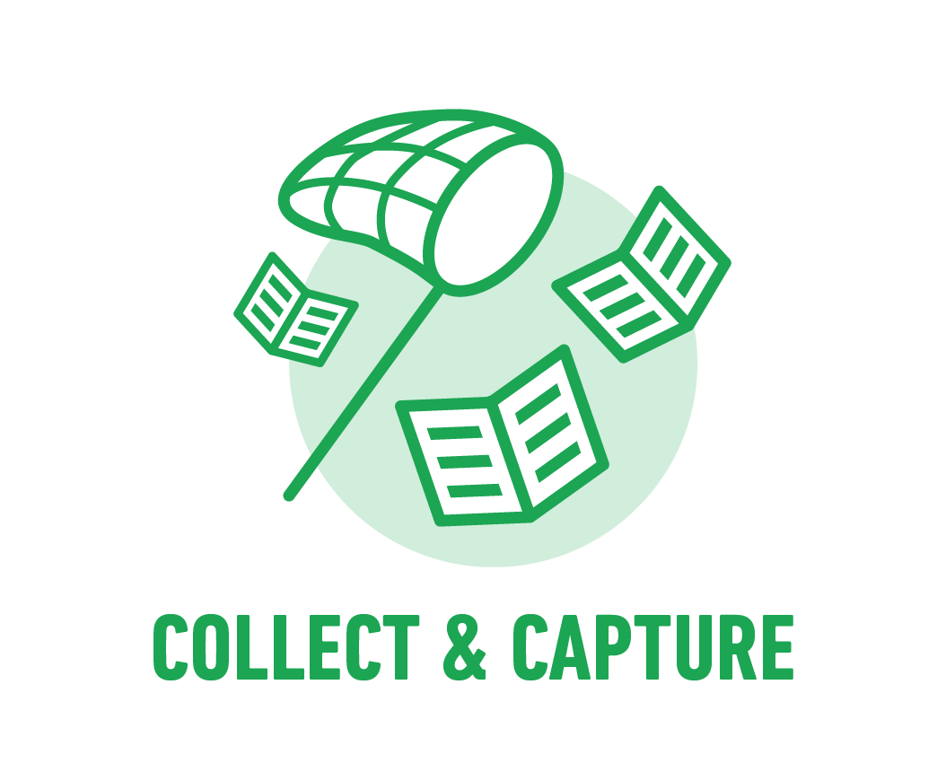 Collect & capture