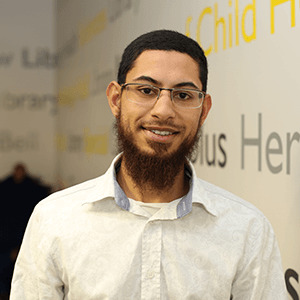 Ya'qub Ebrahim - Data Curation Officer