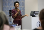 Professor Phakeng, DVC Research & Internationalisation